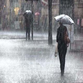 Afectaciones en diversas vialidades por lluvia en la CDMX