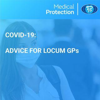 [UK] COVID-19: Advice for Locum GP's