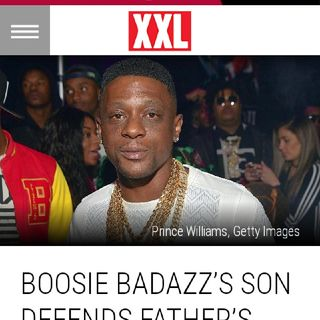 Boosie's Son Has Words For Dwayne Wade & Fam 💣