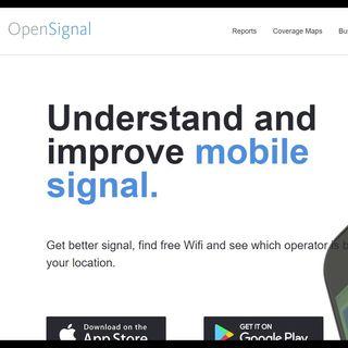 Open Signal un app para saber que torre celular es la mejor