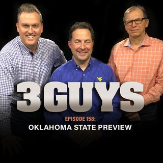 Three Guys Before The Game - Oklahoma State Preview (Episode 158)