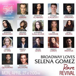 Broadway Loves Selena - Devin Lewis- Camouflage