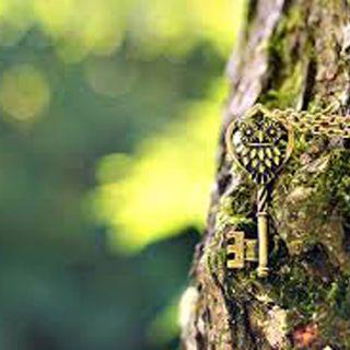 La petite histoire de l'arbre et de la clé... (Ça peut t'aider à voir ce que tu cherches... qui est pourtant déjà là...sous tes yeux)