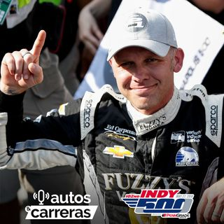 102nd Indy #4 - Ed carpenter no solo quiere la pole