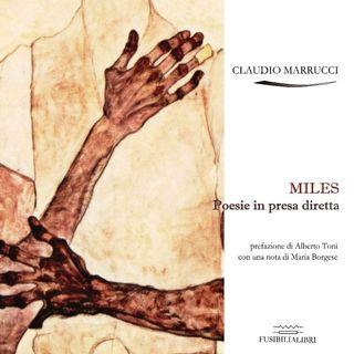 """Claudio Marrucci """"Miles"""""""