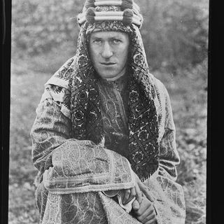 ¿Quién era Lawrence of Arabia?