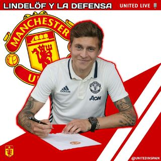 Lindelöf y la defensa | UNITED LIVE