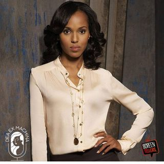 Dea ex machina - Olivia Pope
