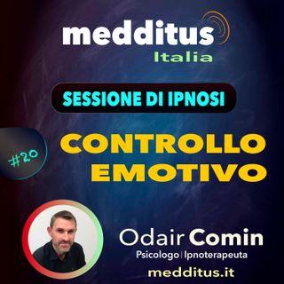#20 Ipnosi per il Controllo Emotivo | Odair Comin