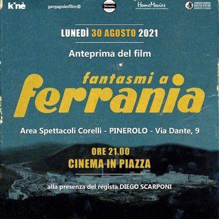 Cultura - Il regista Diego Scarponi racconta il suo lavoro