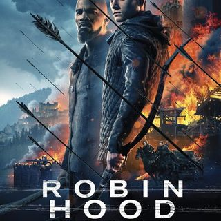 Damn You Hollywood: Robin Hood (2018)