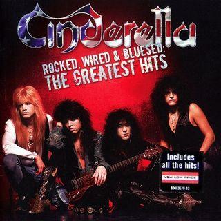 Especial CINDERELLA ROCKED WIRED BLUESED GREATEST HITS 2005 Classicos do Rock Podcast #Cinderella #starwars #yoda #r2d2 #ig11 #c3po #obiwan