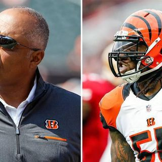 Locked on Bengals - 8/29/17 Marvin on Burfict and the impact the suspension could have