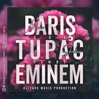 Allegro & Barış Manço FT.2PacShakur & Eminem - Gül Pembe
