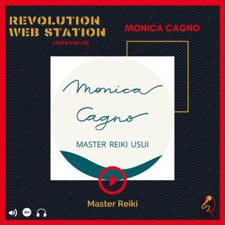 INTERVISTA MONICA CAGNO - MASTER REIKI