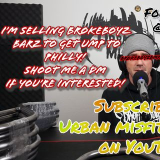 UMP Bikelife Ep. | #022 | Slim is selling BrokeBoyzBmx Barz to get UMP to Philly!