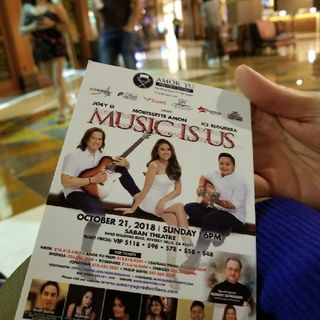 Music Is Us ft Aiza Seguerra, Morissette Amon & Joey G of Side A Band Live In Beverly Hills on Oct 21, 2018
