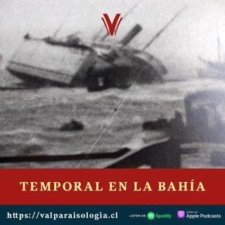 Temporal en la Bahía | Archivos de papel