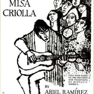 E14  阿里尔•拉米雷斯 阿里尔•拉米雷斯是阿根廷最著名的音乐家之 (Ariel Ramírez)