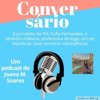 A espiritualidade com a Sofia Fernandes