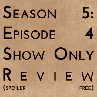 Game of Thrones: S5E04 - Show Only Review (mild spoilers)