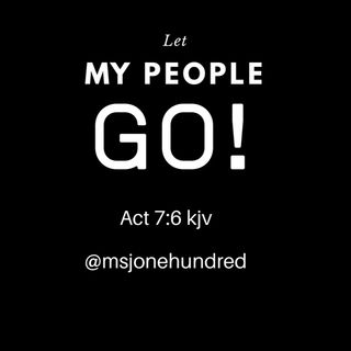 Let My People Go! Petitioning God for Supernatural Release!