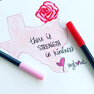 The Strength in Kindness Campaign / Hurricane Harvey Relief
