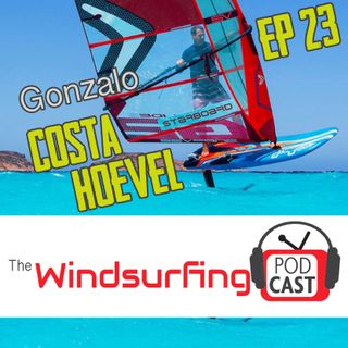 """#23 - Gonzalo Costa Hoevel: """"IQ Foil's selection to the Olympics changed my life"""""""