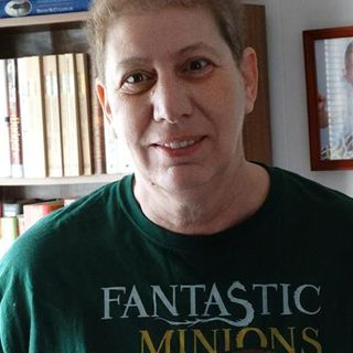 Blogger Donna Antonio