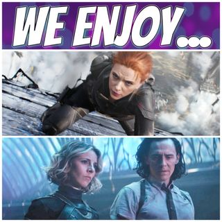 Black Widow and Loki Finale Special