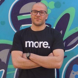 more. than training ep.3 - Piotr Trepka i trening na ergometrze wioślarskim.