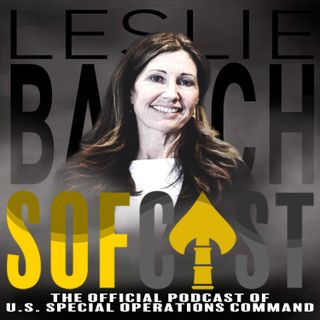 13. Leslie Babich - SOFWERX leader, innovator, and AFSOC Col (Ret)