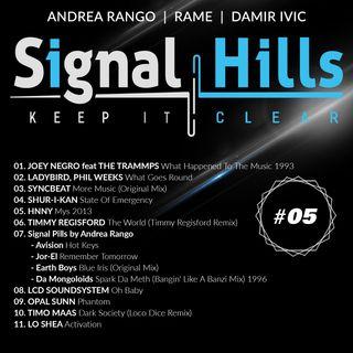Signal Hills #5 Domenica 21/10 /2018