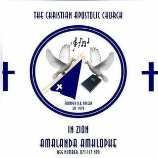 Amalanda Amhlophe Zion Church podcast