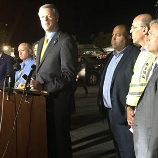 Gov. Baker Looks Back On Merrimack Valley Gas Explosions