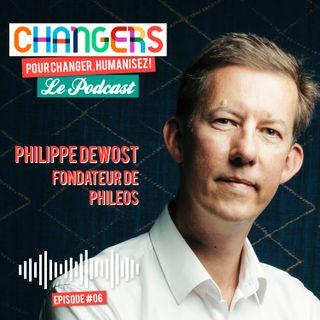 """""""Il faut créer les humanités numériques"""", Philippe Dewost"""