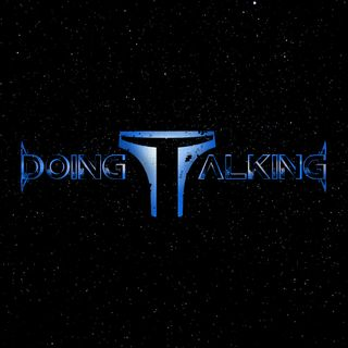 Doing Talking #84: landscape with a blur of conquerors