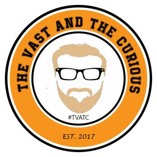 The Vast and The Curious Episode Two : Gav Allen - Mental Health