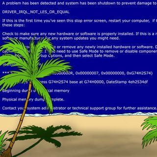 Ep. 17 Chelows XP FATALERROR 0xC000017a