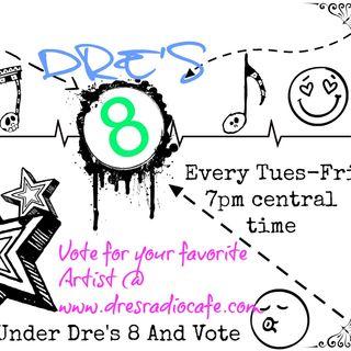 Dre's 8 Espresso #3 7-26-18