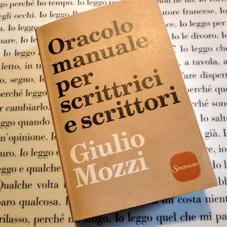 Per scrivere un libro rivolgersi… all'Oracolo. Intervista con Giulio Mozzi.