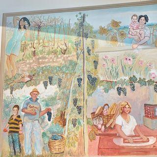 L'Agriturismo Civardi Racemus ospita Vivere con Lentezza