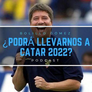 Bolillo Gómeza a la selección de Ecuador