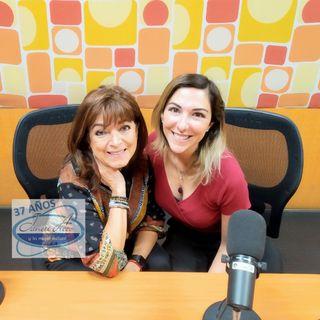 """""""Terapia Holística"""". Conoce otra faceta de la comunicadora Sandra Corcuera."""