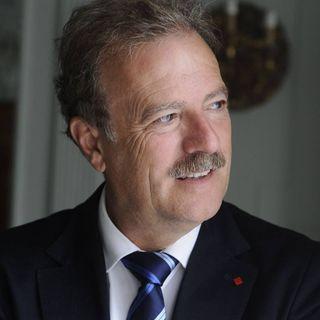 Manuel Campo Vidal en Onda El Espinar