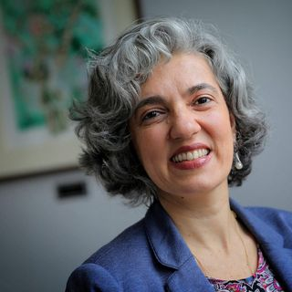 S2E5: Connecting the Dots...A Conversation on Interfaith and Common Purpose with Dr. Najla Mouchrek