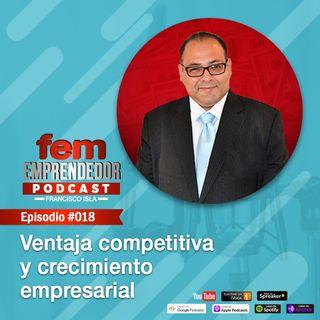 Ventaja competitiva y crecimiento empresarial
