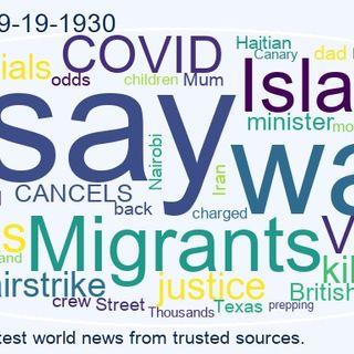 World News 2021-09-19-1930