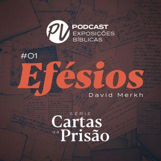 Cartas da Prisão - Efésios - David Merkh