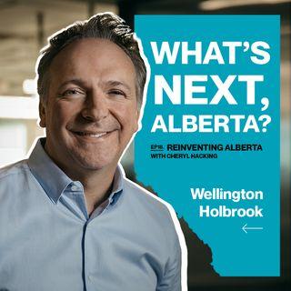 Ep18. Reinventing Alberta w/Cheryl Hacking
